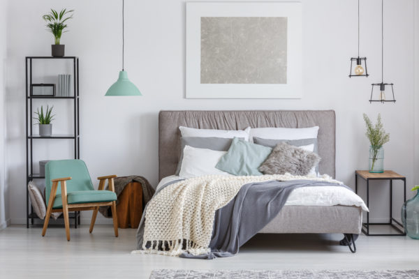 4 Tips to Keep Your Bedroom Neat All the Time