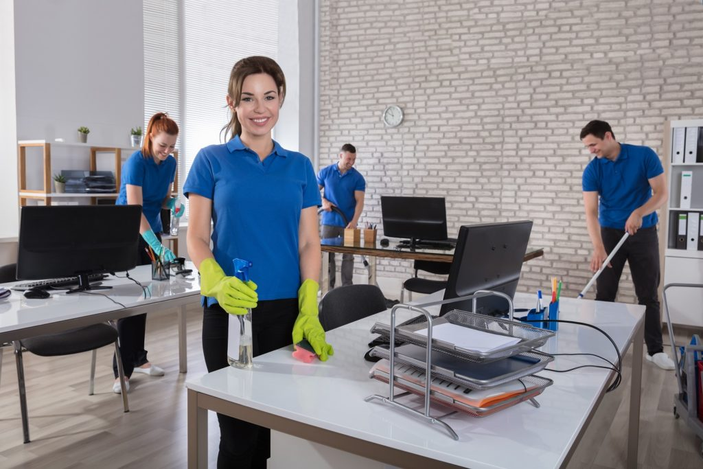 7 Commercial Cleaning Tips From the Pros - Mack Maids in SC, NC and GA